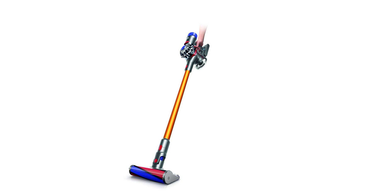 You are currently viewing Dyson V8
