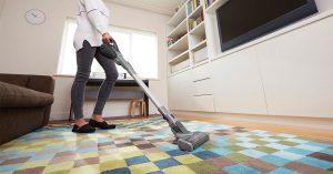Read more about the article Scopa elettrica per tappeti