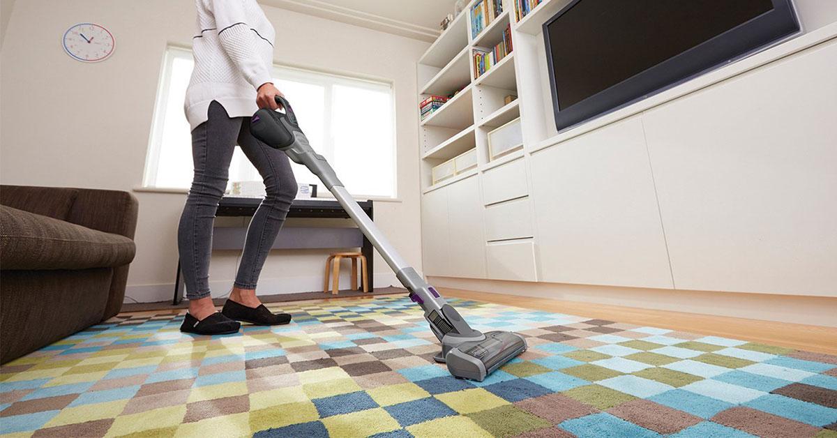 Scopa elettrica per tappeti