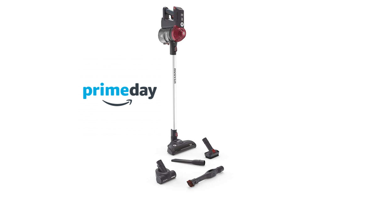 You are currently viewing Scopa elettrica Hoover prime day